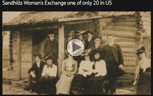 Sandhills Woman's Exchange Video