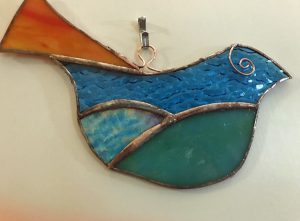 Stained Glass Workshop Piece