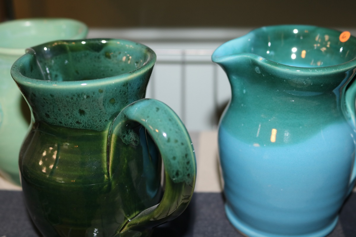 Betsy Younger Pottery Pitchers