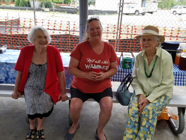 Sandhills Woman's Exchange Volunteer Picnic