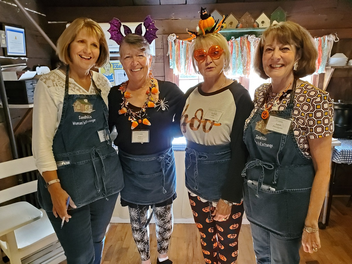 Sandhills Woman's Exchange Halloween