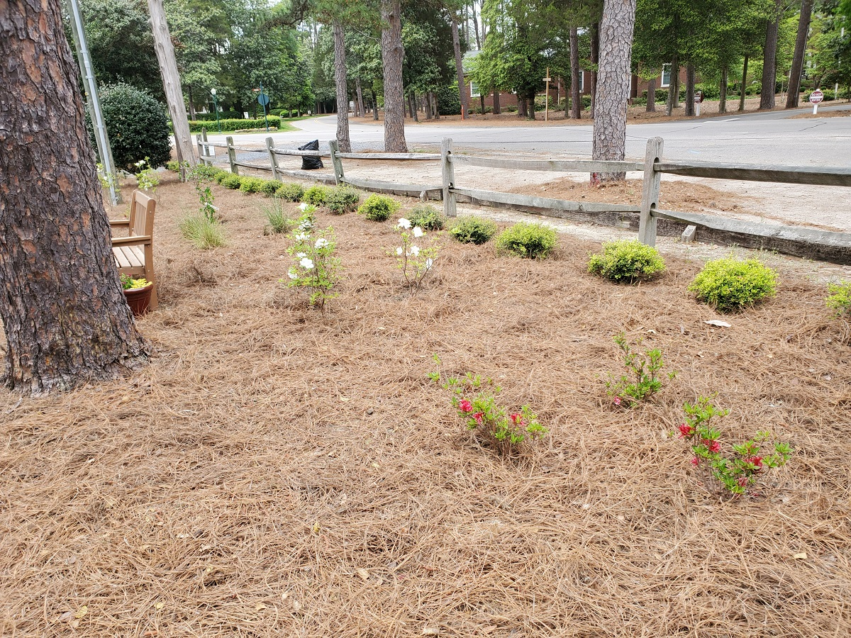 Sandhills Woman's Exchange Garden