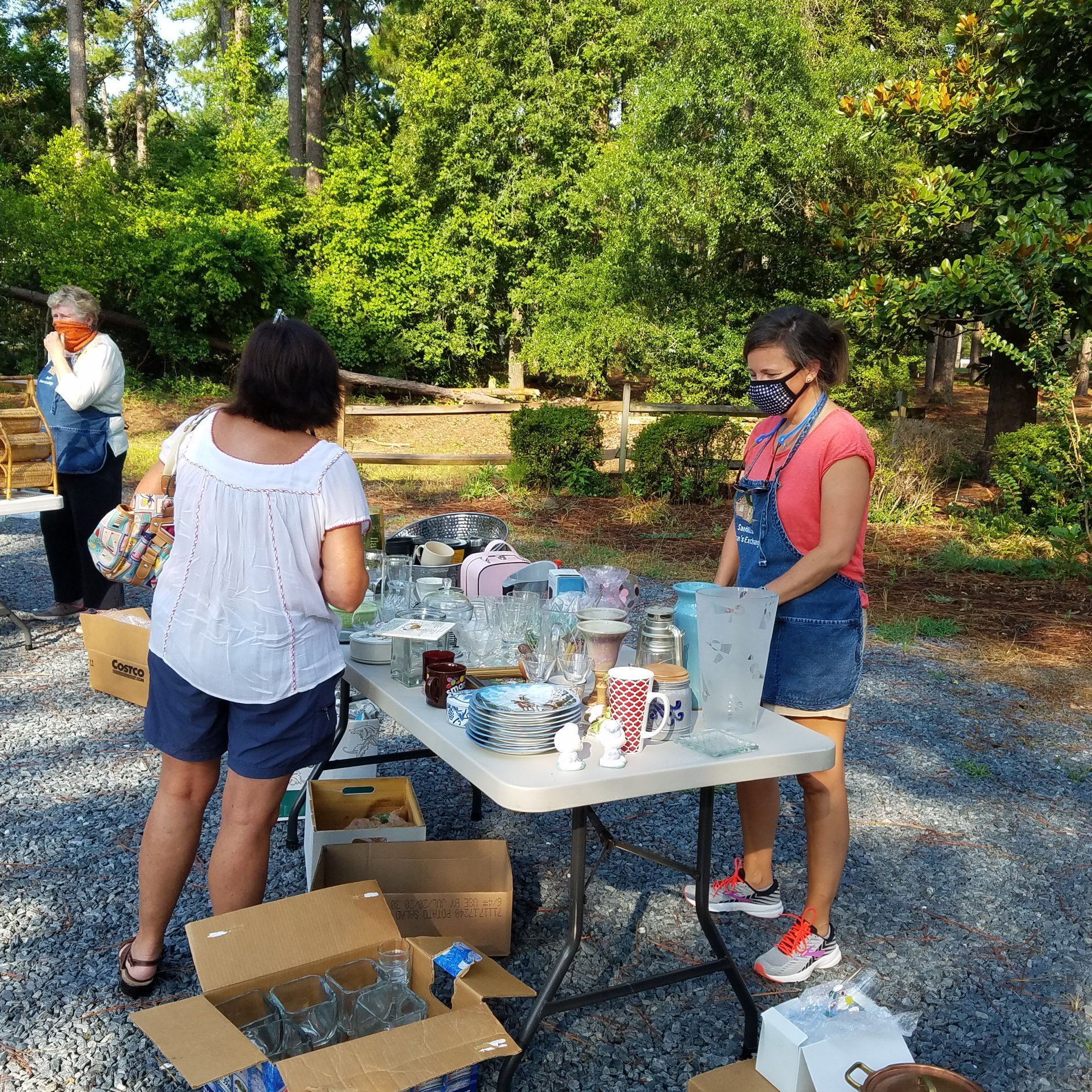 2nd Annual Yard Sale
