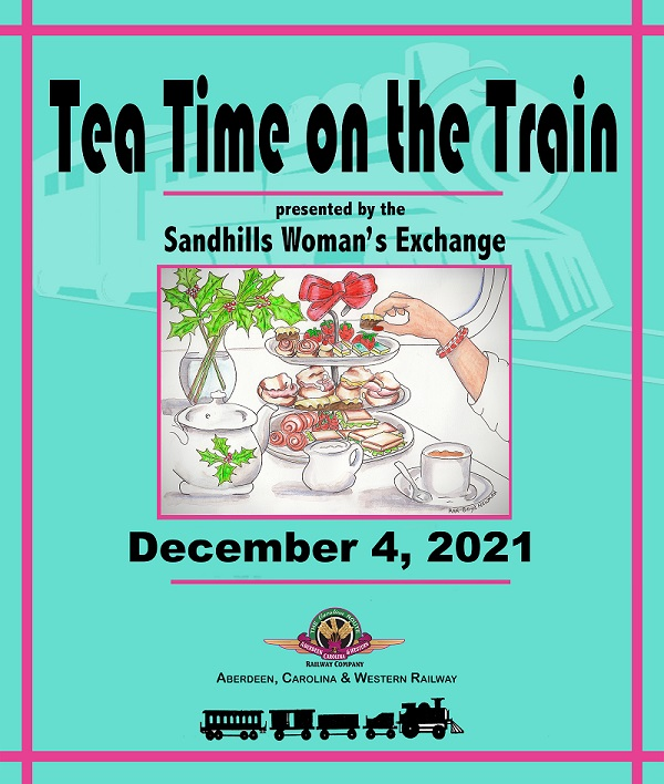 Tea Time on the Train